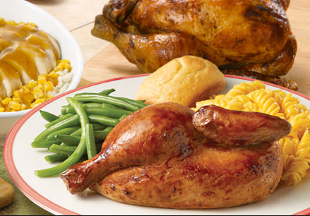 Boston Market Deal