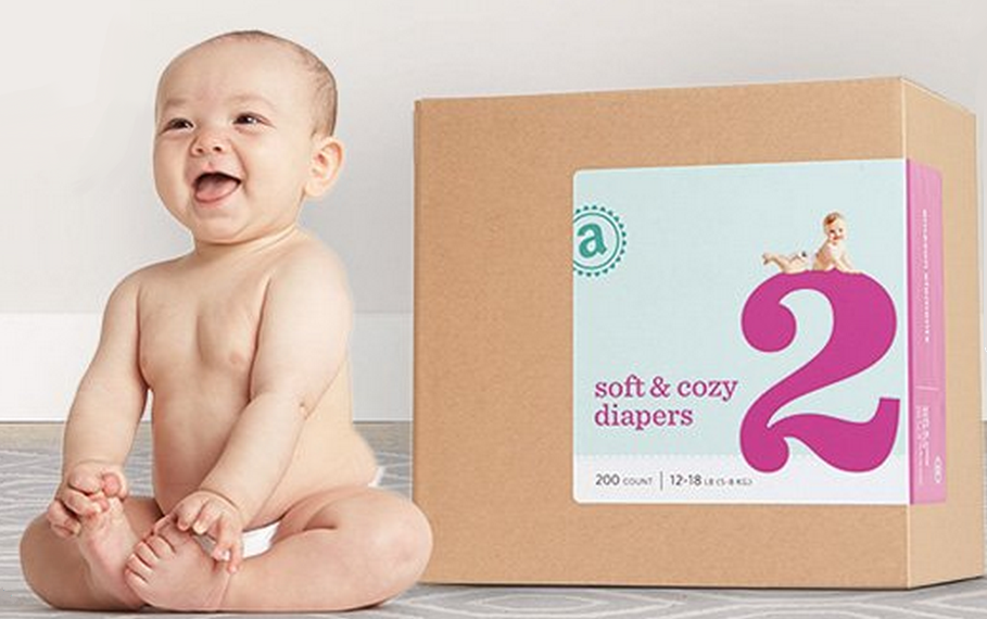 Amazon Elements Diapers