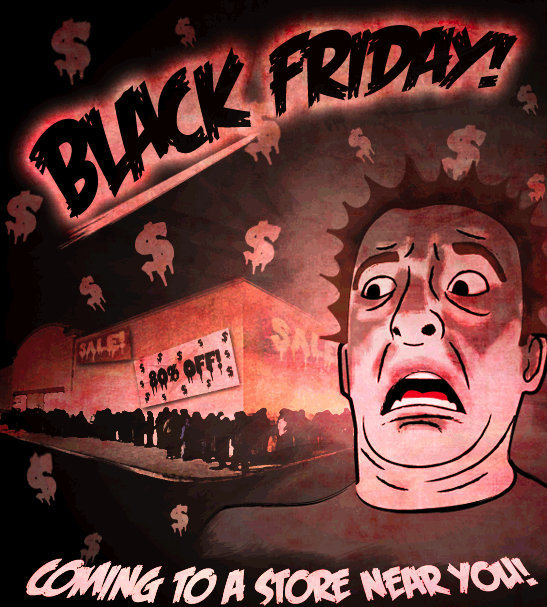 Avoid Black Friday