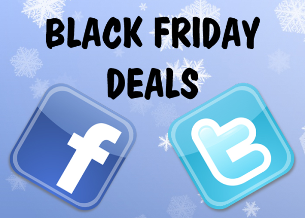 Black Friday Social Media