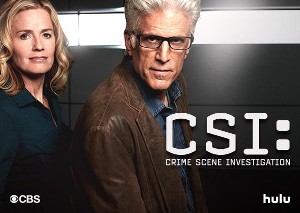 Hulu CSI