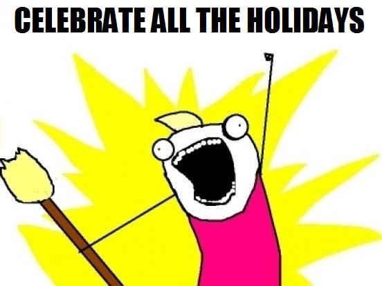 December holidays