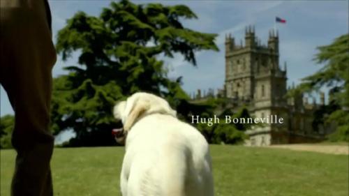 Downton Abbey's Isis