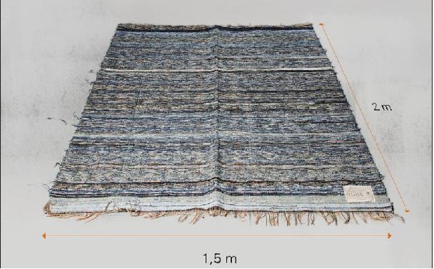 Blue Jeans rug