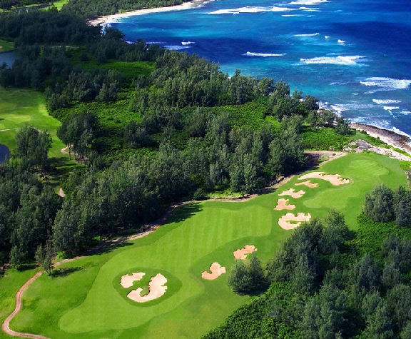 Turtle Bay Hawaii golf