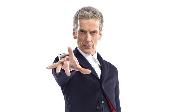 Doctor Peter Capaldi