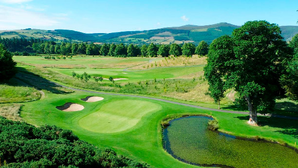 Powerscourt PGA golf