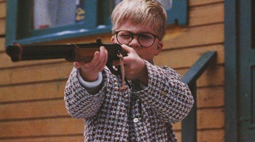 Red Ryder BB Gun