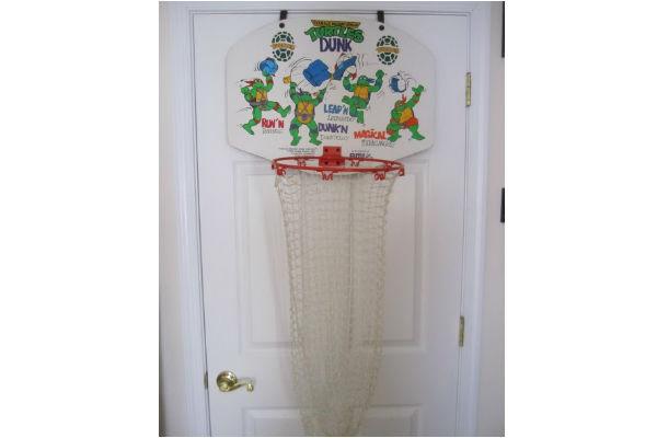TMNT Laundry Hoop