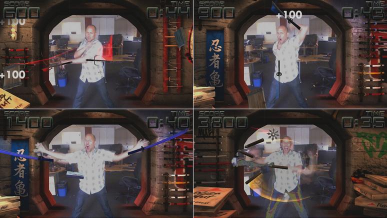 TMNT Xbox Game
