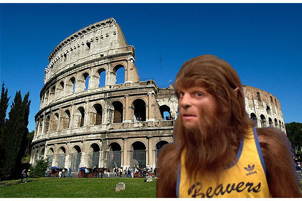 Teen Wolf Rome