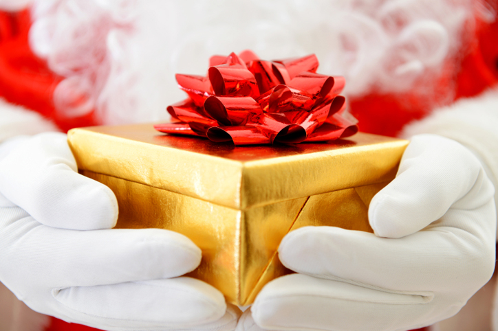 Xmas Santa Gift
