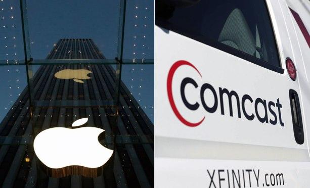 Apple Comcast