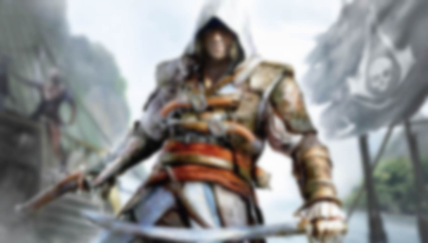 Blurry Assassin's Creed