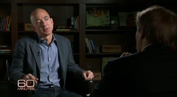 Wide-Eyed Bezos
