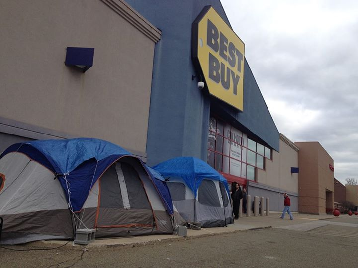 Ohio Black Friday Lines