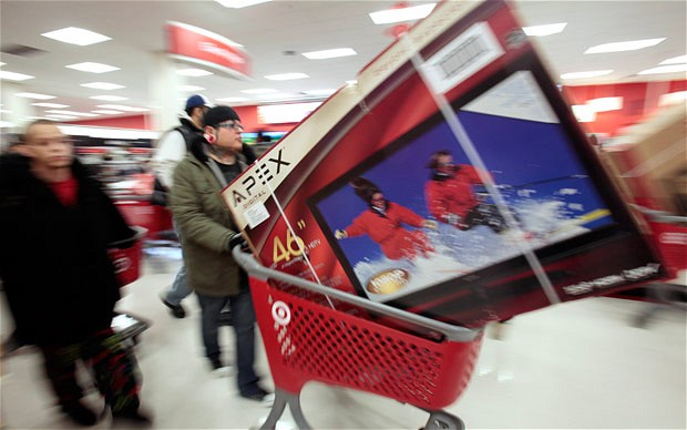 Black Friday TVs