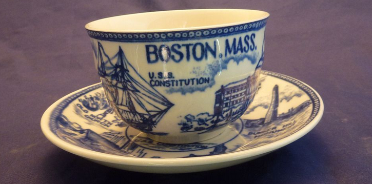 Boston Tea Cup