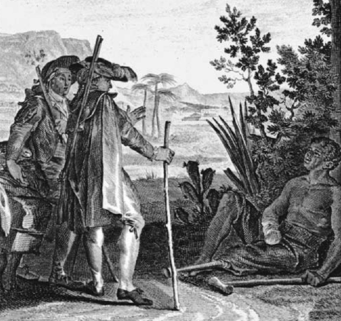 Candide Illustration