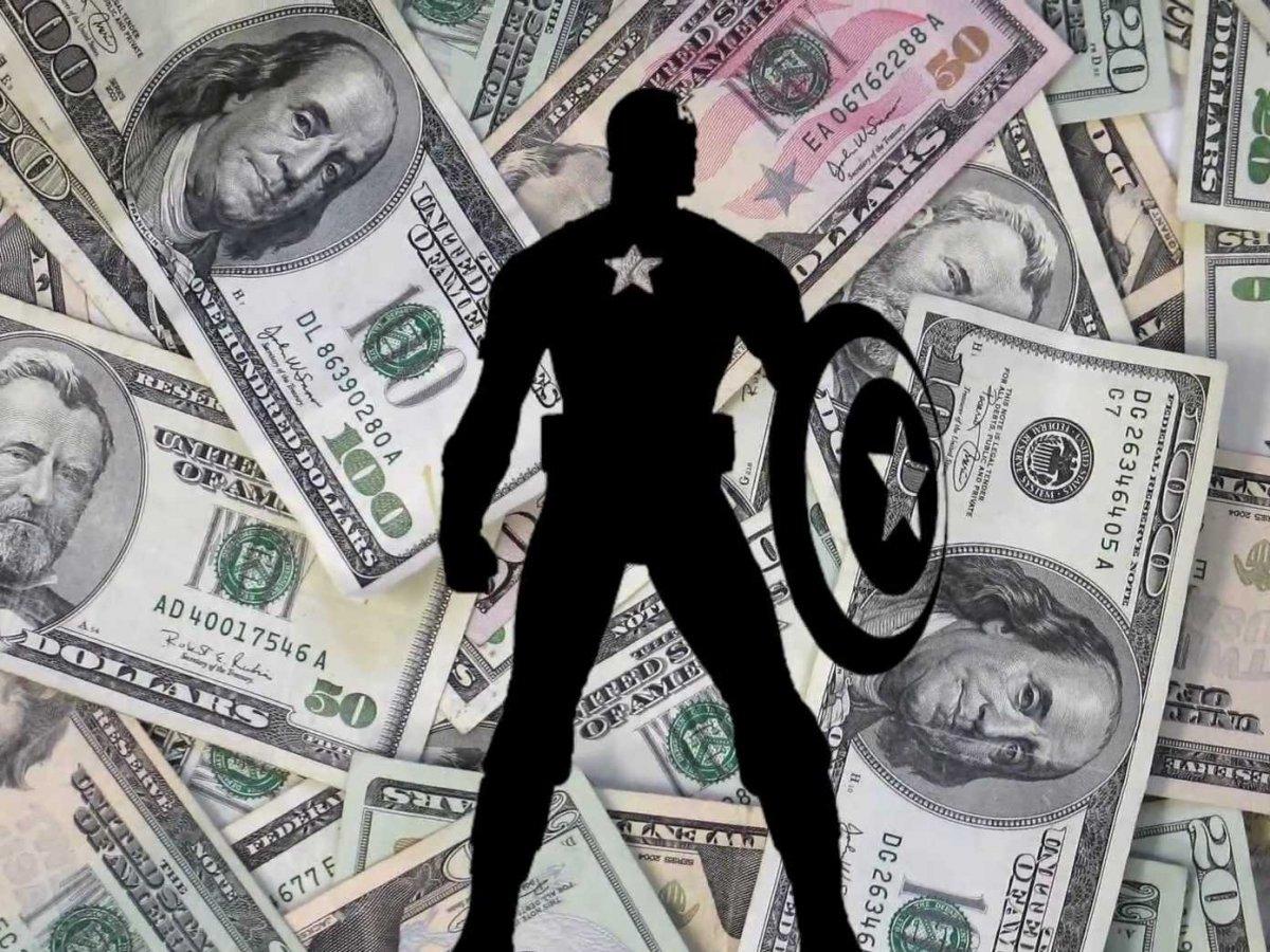 Captain America cost