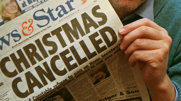 Christmas Headlines