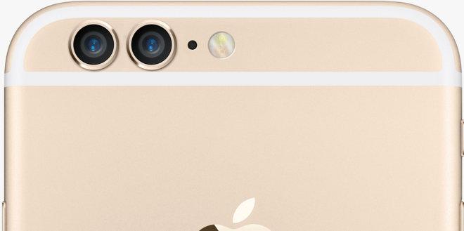 Dual Camera iPhone