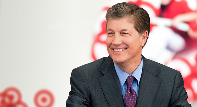 Target CEO