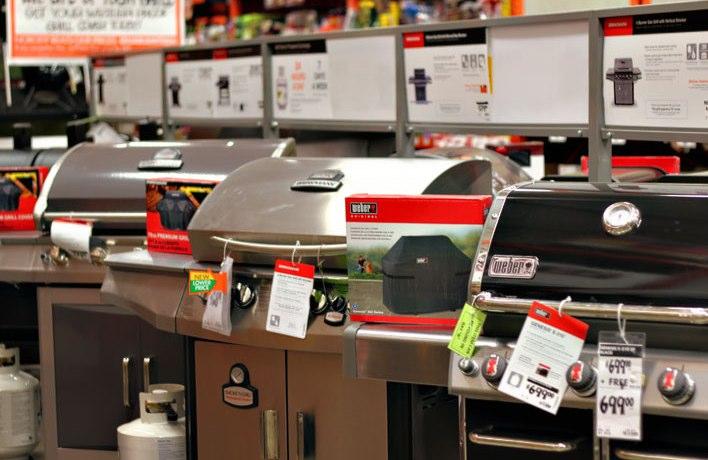 grill sales