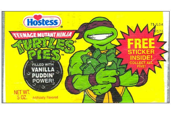 Hostess Turtle Pie