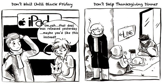 Black Friday shopping strategies