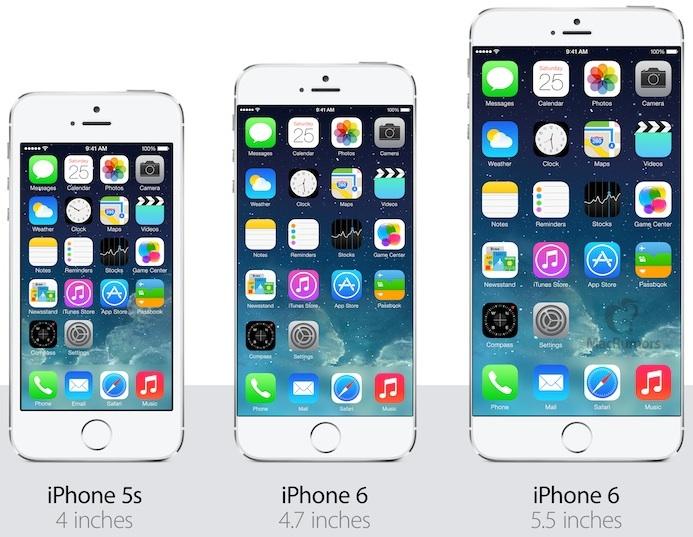 iPhone 6es