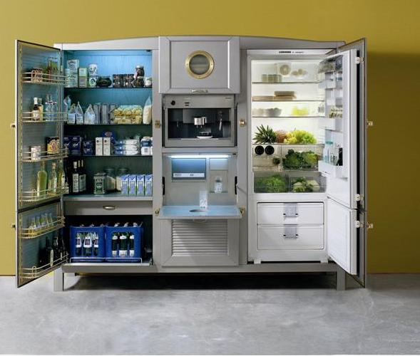 La Cambusa refrigerator
