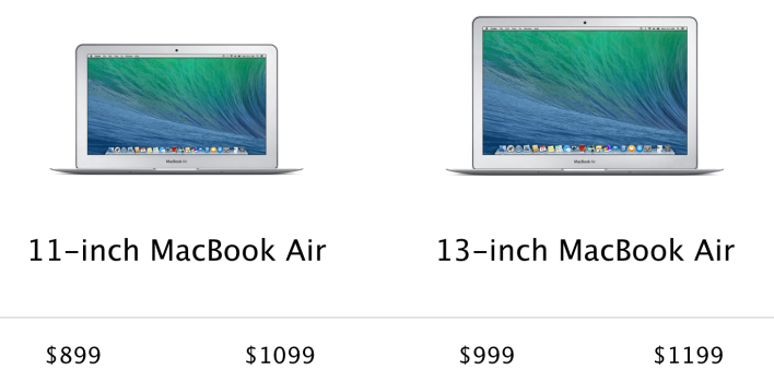 MacBook Air Discounts