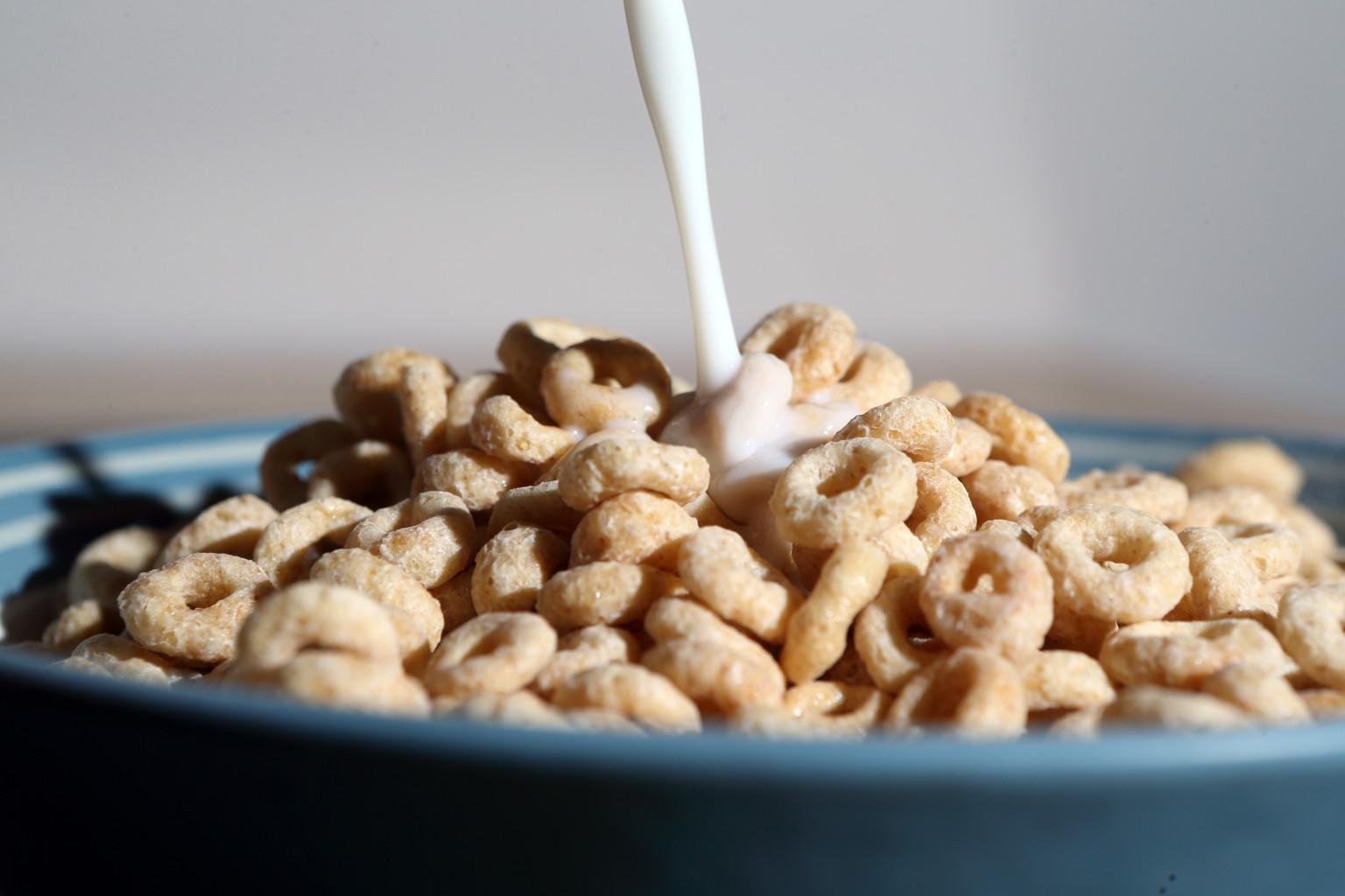 GMO-free Cheerios