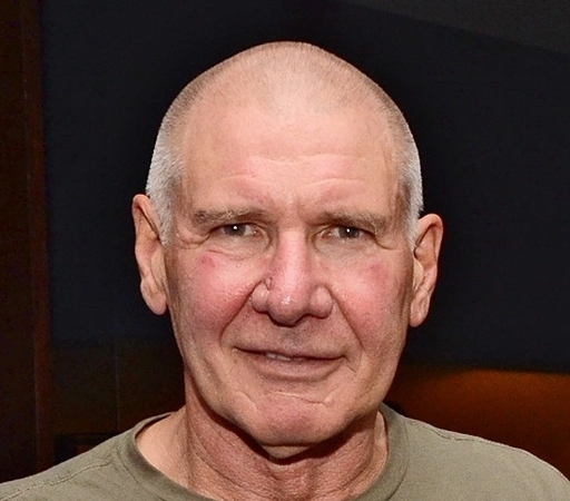 Old Harrison Ford