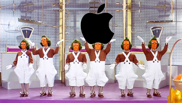 Oompa Loompa Apple