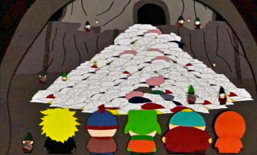South Park Underwear
