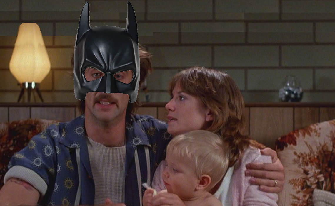 Raising Arizona Batman