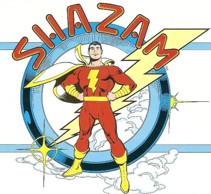 Shazam Captain Marvel