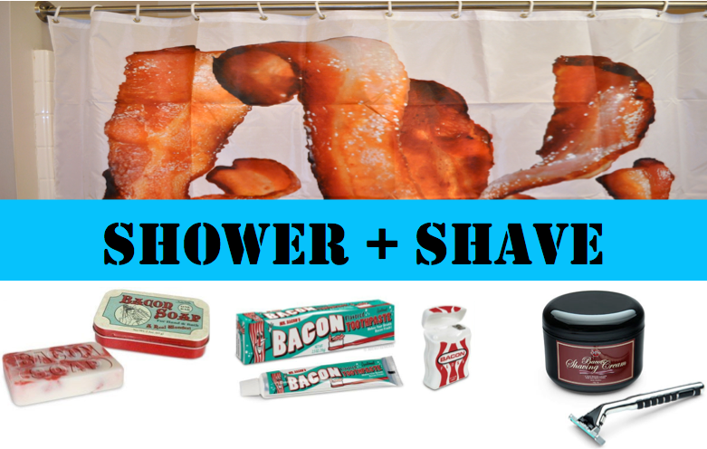 bacon shower
