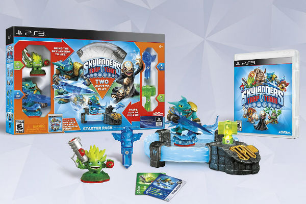 Skylanders Trap Team Starter Pack