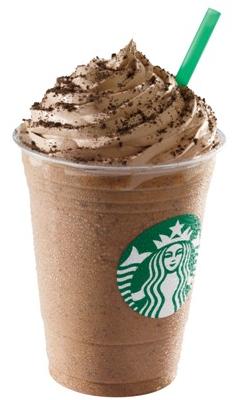 Starbucks Cookie Crumble Frappucino