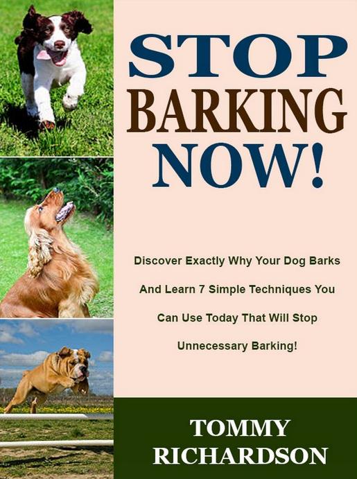 Stop Barking Now!