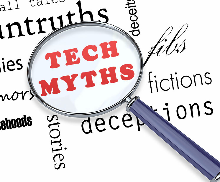 Tech Shopping Myths