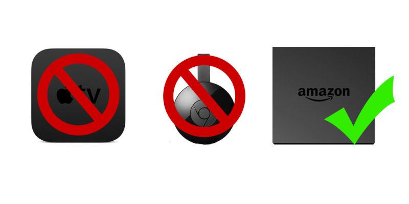 Amazon Ban