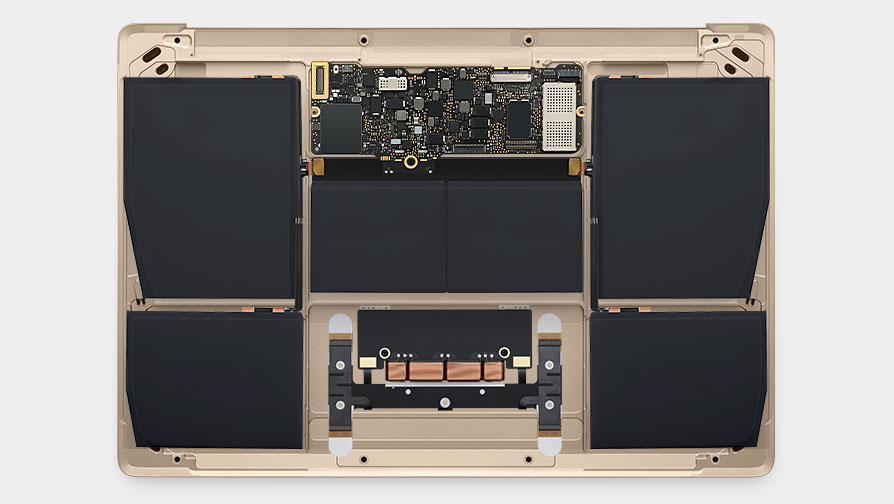MacBook Inside