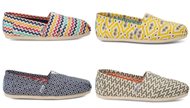 TOMS limited edition