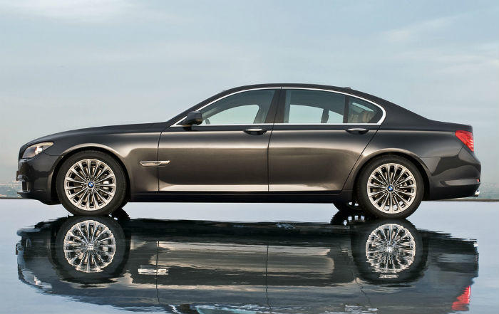 BMW 7-Series Car