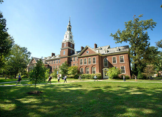 Berea College in Kentucky