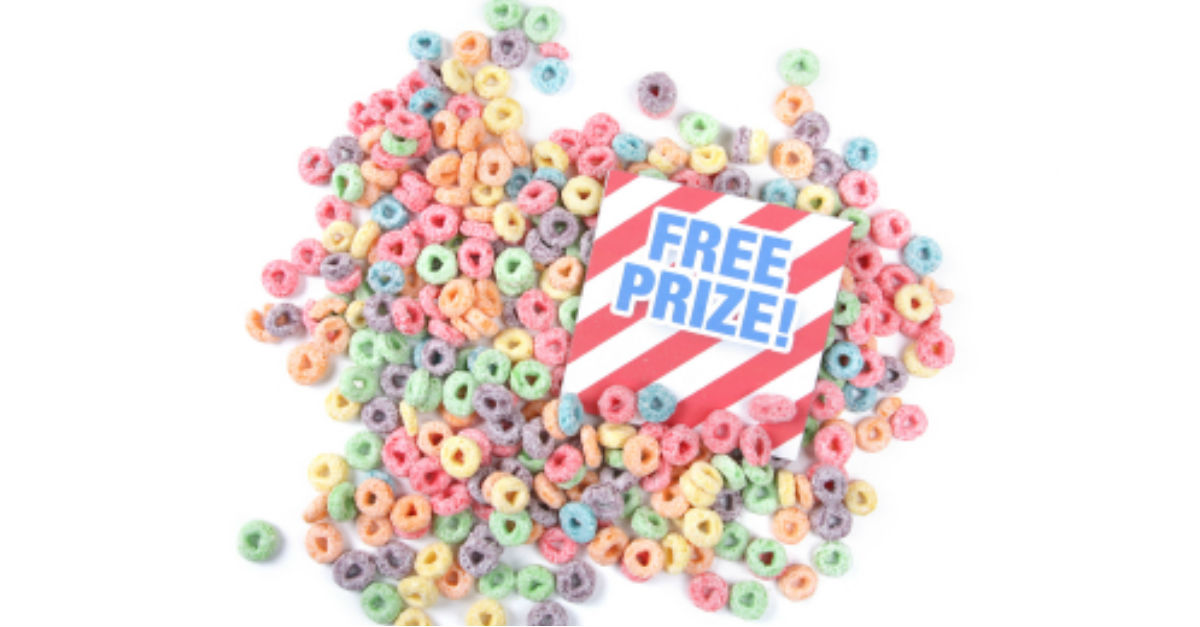 Cereal Prize